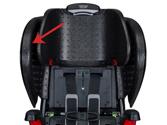 Britax EPP Foam - Right Sidewing