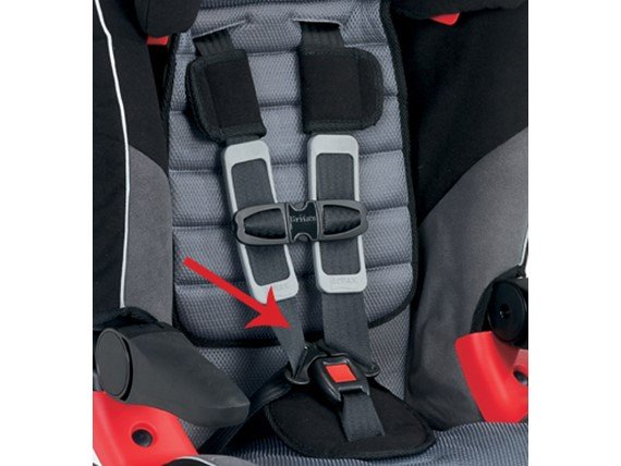 Britax Frontier Black Harness Replacement Kit